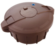 Meyer Microwave Oven Pressure Cooker Brown .Mpc-2.3pk