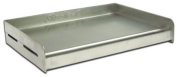Sizzle-Q SQ180 Universal Griddle for BBQ Grills, Stainless