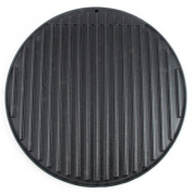 Char-Broil 7186193 Big Easy Smoker Roaster Grill Cast Iron Griddle