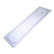 Cambro Clear Camwear Long Half Size Flat Food Pan Cover