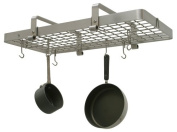 Enclume PR13wg-SS Premier Low Ceiling Rectangle with Grid, Stainless Steel