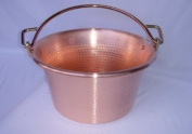 Copper pot cm. 28