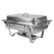 Excellante 7.6l Stainless Steel Chafer, Stackable