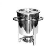 Excellanté Stainless Steel 6.6l Marmite Chafer