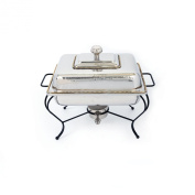 Star Home 3.8l Rectangle Stainless Steel Chafing Dish
