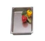 Eastern Tabletop 1408 Stainless Steel Oblong Full Size Food Pan