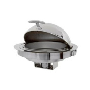 Classic Empire Style Round Counter Drop-In Chafing Dish