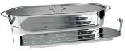 Fox Run Stainless Steel 45.7cm Fish Poacher