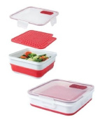 Cool Gear Collapsible Microwavable Container