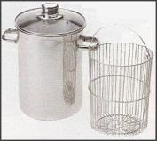 Kitchen Craft Clearview Asparagus Steamer,