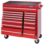 Stanley Proto J444142-15RD 440SS 104.1cm Workstation, 15 Drawer, Red