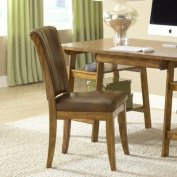 Hillsdale Grand Bay Chair - Medium Oak