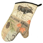 Moose Wilderness Oven Mitt
