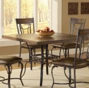 Hillsdale Furniture Granada Square Dining Table