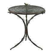 Cyan Design 73.7cm Round Bird Bistro Table