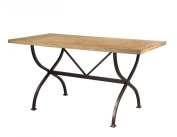 Hillsdale Furniture Charleston Rectangle Counter Height Dining Table