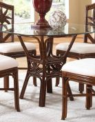 Indoor Rattan & Wicker Round Dining Table TC Antique