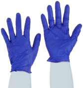 Microflex UF524XL Ultraform Powder Free Nitrile Glove Size Extra Large Box of 250