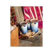 Chinet 20972 StrongHolder 4-Cup Carrier, 8- to 650ml Cup Capacity, 8-0.6cm Length x 8-0.6cm Width x 1-1.6cm Height, Beige