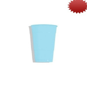 Creative Converting Paper Hot/Cold Cups, 270ml, Pastel Blue Colour, Package Of 24,