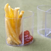 Small Wonders Clear Plastic Duo Containers 10 Ct.