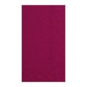 Hoffmaster 180524 Dinner Napkin, Regal Embossed, 2-Ply, 1/8 Fold, 43.2cm Length x 38.1cm Width, Burgundy