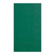 Hoffmaster 180537 Dinner Napkin, Regal Embossed, 2-Ply, 1/8 Fold, 43.2cm Length x 38.1cm Width, Hunter Green