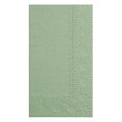 Hoffmaster 180546 Dinner Napkin, Regal Embossed, 2-Ply, 1/8 Fold, 43.2cm Length x 38.1cm Width, Soft Sage