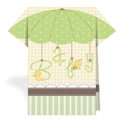 Stand Up Napkins - TN-102 - SWEET DREAMS, GREEN