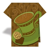 Stand Up Napkins - TN-155 - CAFE CUP