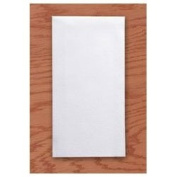 Hoffmaster Group Inc. Linen-Like 6 Fold Guest Towels White - 30.5cm . x 43.2cm .