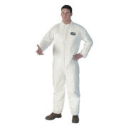 Kimberly Clark KLEENGUARD A40 Liquid and Particle Protection Coveralls, Kimberly-Clark 44335