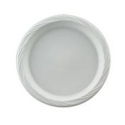 Huhtamaki HUH 82206 Chinet 15.2cm White Colour Popular Choice Light Weight Plastic Round Plate
