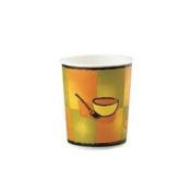 Huhtamaki HUH 70332 950ml Streetside Paper Food Container