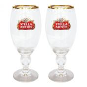 Stella Artois 40-Centilitre Star Chalice, Set of 2