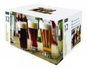 Libbey 12-Piece International Beer Glass Set