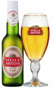 Stella Artois 40 Cl Beer Glasses Set of 2