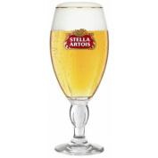 STELLA ARTOIS NEW STYLE CHALLIS GLASSES 590ml IN SETS OF 6
