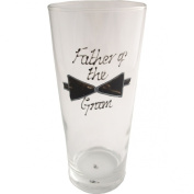 Father of the Groom Pint Glass