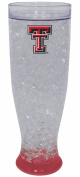 NCAA Texas Tech University Red Raiders Ice Pilsner Glass