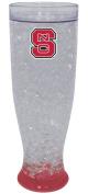 NCAA North Carolina State University Wolfpack Ice Pilsner Glass