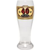 Santa Barbara Design Studio Brew Crew Beer and Drink Glass, 650ml