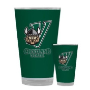 Cleveland State Full Colour High Rise Glass 500ml, V Cleveland State