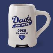 "Hallmark Father's Day Stein With Bottle Opener - ""Dad's Brewery"""