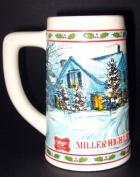 Miller High Life Holiday Beer Stein Mug
