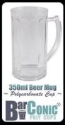 350ml BarConic® Polycarbonate Panelled Beer Mug