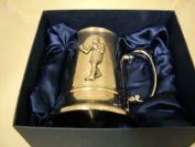 Pint Tankard in Presentation Box with Boxer
