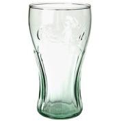16oz Coca Cola Genuine Glass