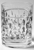 Ralph Lauren Aston Double Old Fashioned Glasses Set of Four