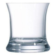 Arcoroc Fiesta Double Old Fashioned Flared Glass 410ml, Set of 6